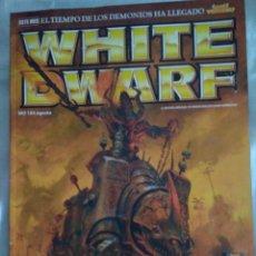 Jogos Antigos: REVISTA WHITE DWARF 184. Lote 185880996