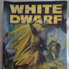 Jogos Antigos: REVISTA WHITE DWARF 124. Lote 185881197