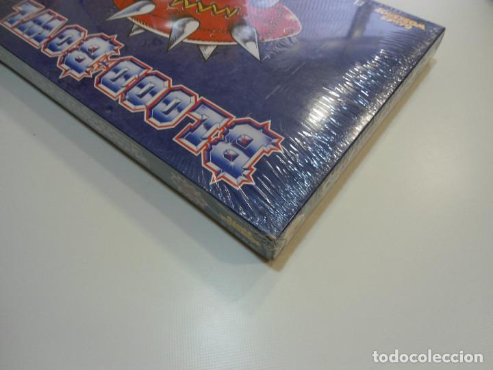 Juegos Antiguos: BLOOD BOWL EL JUEGO DE FUTBOL MEDIEVAL FANTASTICO - WARHAMMER - CAJA INICIO - NUEVO SIN ABRIR - Foto 3 - 186367820