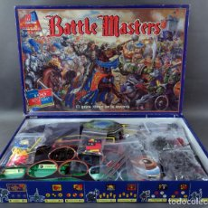Giochi Antichi: BATTLE MASTERS MB WARHAMER JUEGO MESA 1992 INCOMPLETO. Lote 187181681