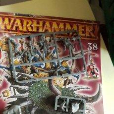 Jogos Antigos: WARHAMMER-FIGURAS EN BLISTER Nº38. Lote 189095753