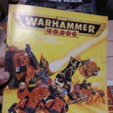 Juegos Antiguos: WARHAMMER 40000 MANUAL DE EQUIPO AÑO 1994. Lote 189751382
