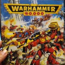 Juegos Antiguos: LIBROS WARHAMMER 40000 - CODEX IMPERIAL - AÑO 1994. Lote 189755085