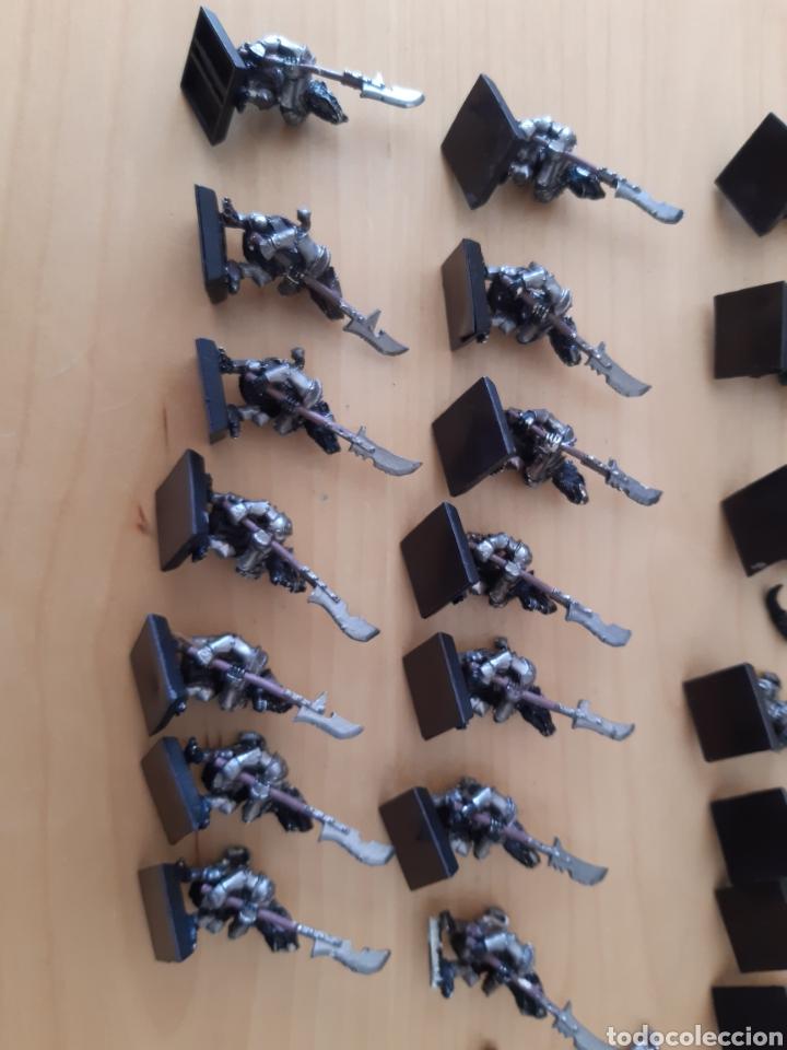 Juegos Antiguos: Unidad de guerreros alimaña skaven - Foto 3 - 190220555