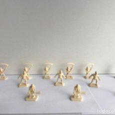 Jeux Anciens: LOTE 13 FIGURAS HEROQUEST , ZOMBIS ESQUELETOS Y MOMIAS. Lote 190698897