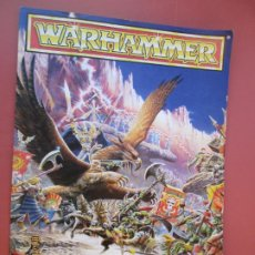 Juegos Antiguos: WARHAMMER THE BATTLE FOR MAUGTHROND PASS - 1992 - GAMES WORKSHOP. . Lote 190988128