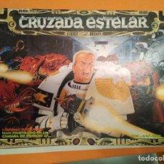 Jogos Antigos: CRUZADA ESTELAR - WARHAMMER ROL. Lote 191829063