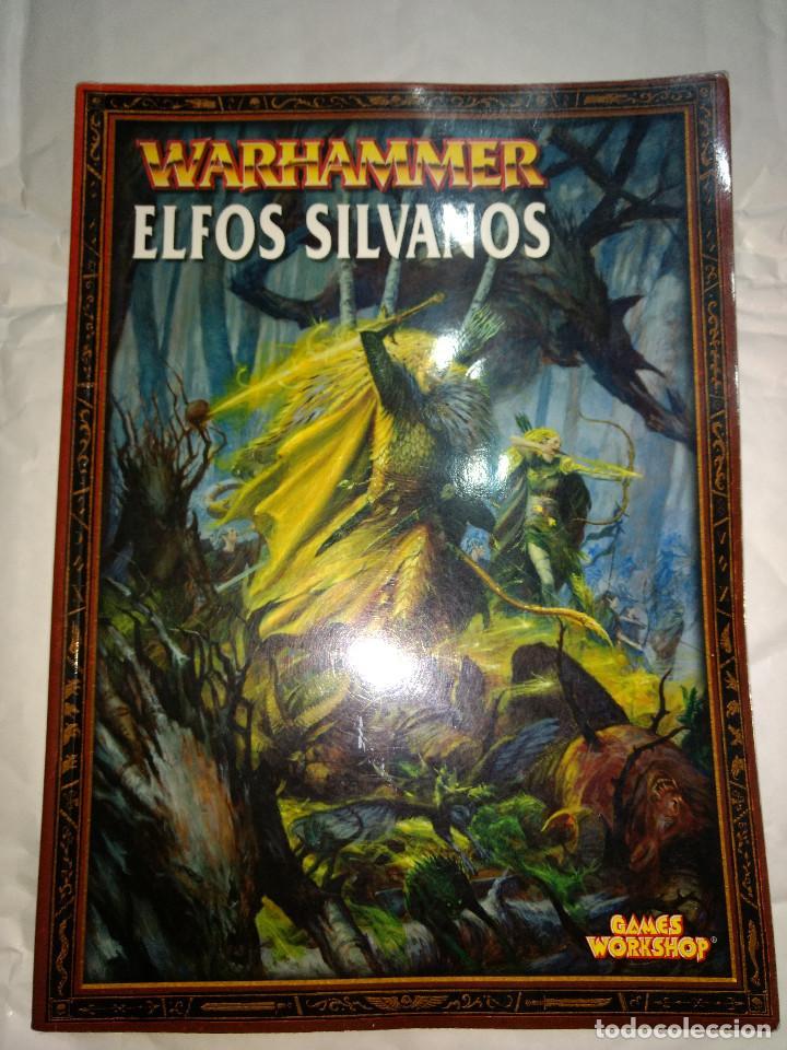 GAMES WORKSHOP EJERCITOS WARHAMMER ELFOS SILVANOS (Juguetes - Rol y Estrategia - Warhammer)
