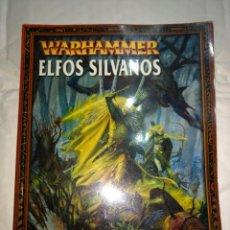 Juegos Antiguos: GAMES WORKSHOP EJERCITOS WARHAMMER ELFOS SILVANOS . Lote 192088032