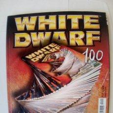 Jogos Antigos: REVISTA WHITE DWARF Nº 100-GAMES WORKSHOP-2003-VER FOTOS. Lote 192437115