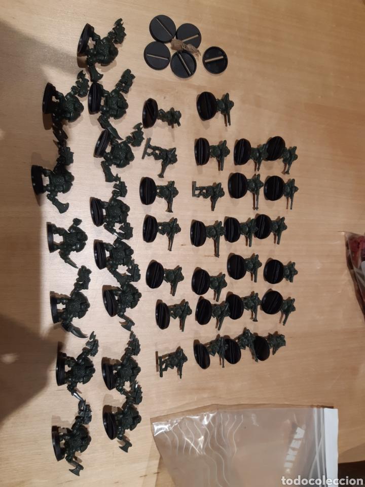 ORCOS Y GOBLINS .GRECHINS. CRUZADA ESTELAR (Juguetes - Rol y Estrategia - Warhammer)
