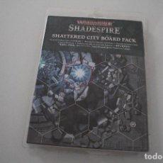 Jogos Antigos: WARHAMMER SHADESPIRE. Lote 194211012