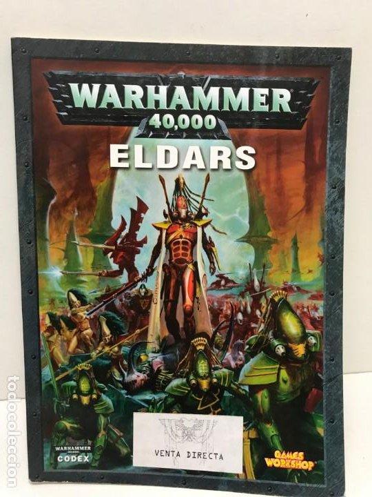 ELDARS WARHAMMER 40.000 (Juguetes - Rol y Estrategia - Warhammer)