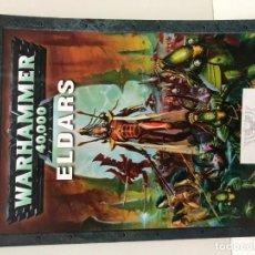 Juegos Antiguos: ELDARS WARHAMMER 40.000. Lote 194230671