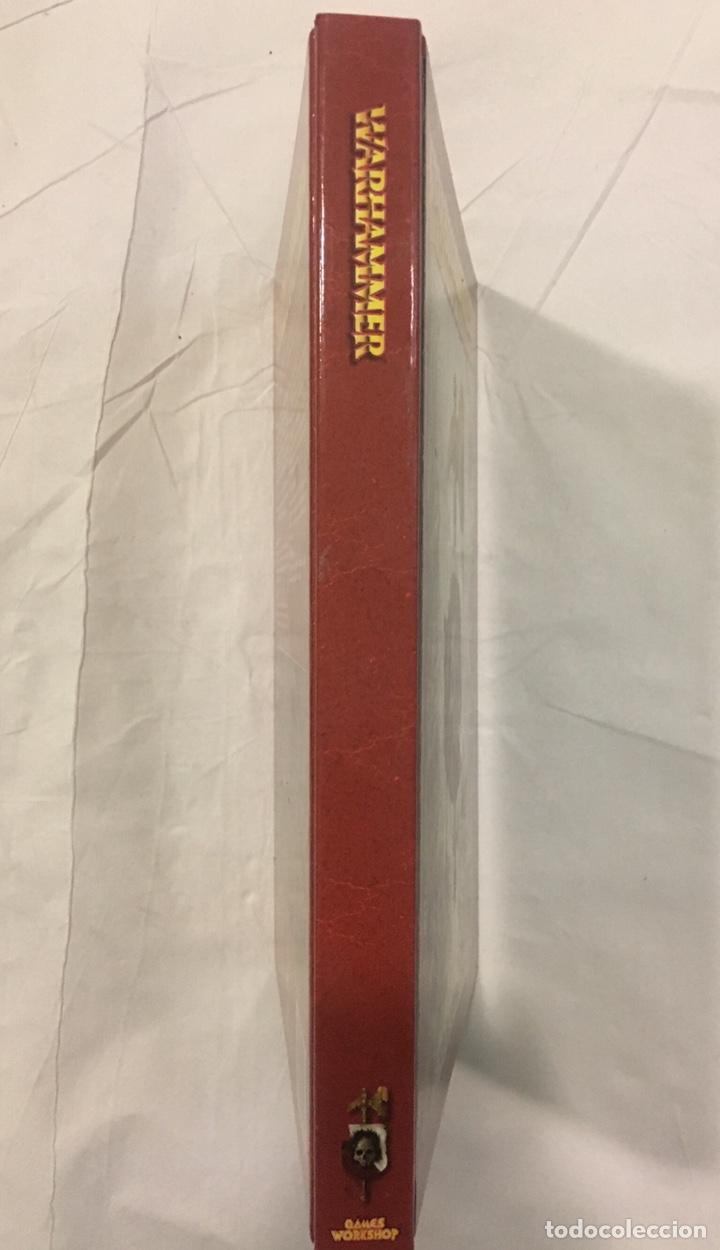 Juegos Antiguos: Libro de reglas Warhammer 7ª edición, como nuevo. - Foto 2 - 194897170