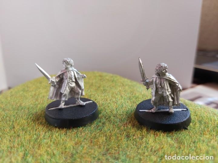 MERRY Y PIPPIN EN AMON SUL - WARHAMMER ESDLA (Juguetes - Rol y Estrategia - Warhammer)