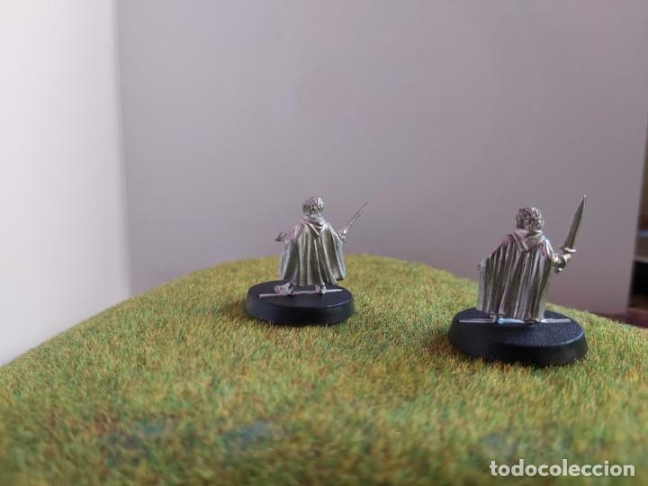Juegos Antiguos: Merry y Pippin en Amon Sul - Warhammer Esdla - Foto 2 - 195366712