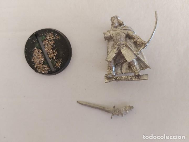 FARAMIR EN ITHILIEN - WARHAMMER ESDLA (Juguetes - Rol y Estrategia - Warhammer)