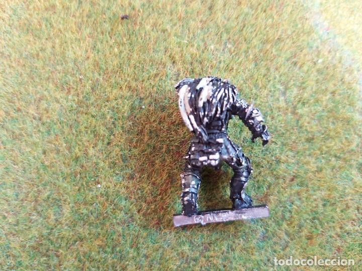 Juegos Antiguos: Grishnakh manco Isengard - Warhammer Esdla - Foto 2 - 195367640