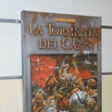 Juegos Antiguos: WARHAMMER LA TORMENTA DEL CAOS - TIMUN MAS OFERTA. Lote 195504303