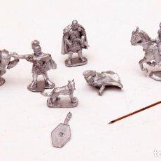 Juegos Antiguos: VARIAS FIGURAS DE PLOMO - ROMANOS. Lote 196572381