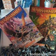 Giochi Antichi: WARHAMMER LOTE. Lote 196633858