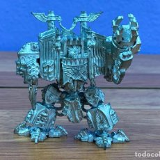 Juegos Antiguos: DREADNOUGH VENERABLE DE METAL DE LOS MARINES ESPECIALES WARHAMMER 40000 40K ULTRAMARINES. Lote 211824191