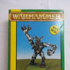 Juegos Antiguos: WARHAMMER DURTHU THE TREEMAN-EL MILENARIO/GAMES WORKSHOP.. Lote 198518681