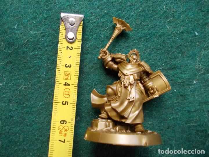 Juegos Antiguos: LOTE DE 3 FIGURAS AGE OF SIGMAR STORMCAST ETERNALS SEQUITORS - Foto 2 - 199133925