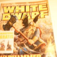 Giochi Antichi: REVISTA WHITE DWARF Nº 137 SEPTIEMBRE 2006 EL NUEVO REGLAMENTO (BUEN ESTADO, SEMINUEVA). Lote 199870698