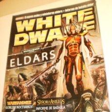 Juegos Antiguos: REVISTA WHITE DWARF Nº 183 JULIO 2010 UN MUNDO DE CAOS GAMES WORKSHOP (SEMINUEVA). Lote 199871490