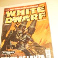 Juegos Antiguos: REVISTA WHITE DWARF Nº 182 JUNIO 2010 PUNTA DE LANZA GAMES WORKSHOP (SEMINUEVA). Lote 199872246