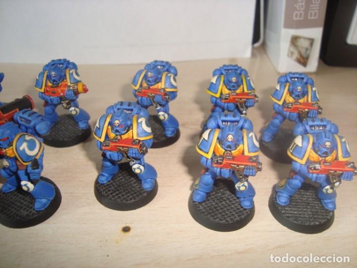 Juegos Antiguos: lote figuras gw warhammer 1992 - Foto 3 - 199937601