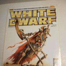 Juegos Antiguos: WHITE DWARF Nº 193 WARHAMER REYES FUNERARIOS MAYO 2011 GAMES WORKSHOP (BUEN ESTADO). Lote 200586255
