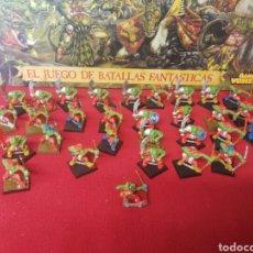Juegos Antiguos: SOLDADOS WARHAMMER. Lote 201608573