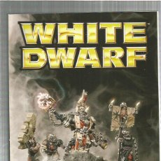 Giochi Antichi: WHITE DWARF 128. Lote 202543637
