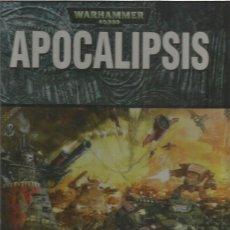 Juegos Antiguos: WARHAMMER CODEX APOCALIPSIS. Lote 202547920