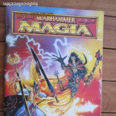 Juegos Antiguos: REVISTA WARHAMMER MAGIA - GAMES WORKSHOP - REF. 3111 - 1997.. Lote 203425541