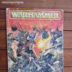 Juegos Antiguos: REVISTA WARHAMMER REGLAMENTO - GAMES WORKSHOP - REF. 3120 - 1993.. Lote 203425922