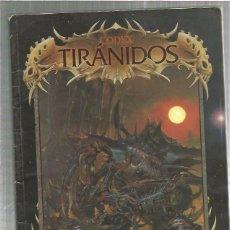 Jogos Antigos: WARHAMMER CODEX TIRANIDOS. Lote 204778555