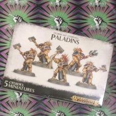 Juegos Antiguos: WARHAMMER PALADINS AGE OF SIGMAR. Lote 205354706