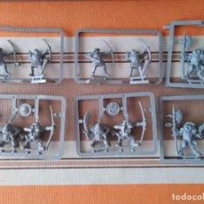 Juegos Antiguos: WARHAMMER HOMBRES BESTIA, ORCOS, ARQUEROS - OLDHAMMER NUEVOS. Lote 205441428