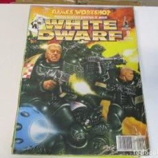 Juegos Antiguos: WHITE DWARF Nº 9 GAMES WORKSHOP MARZO-ABRIL 1995 MINIATURES CITADEL. Lote 205458591