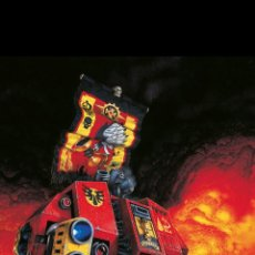 Juegos Antiguos: EARLY EDITION HELLFIRE DREADNOUGHT - SPACE MARINES SEE DETAILS (WARHAMMER 40,000). Lote 206997033