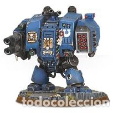 Juegos Antiguos: EARLY EDITION HELLFIRE DREADNOUGHT - SPACE MARINES SEE DETAILS (WARHAMMER 40,000). Lote 206999871