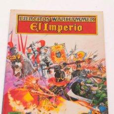 Juegos Antiguos: WARHAMMER EL IMPERIO - SUPLEMENTO - GAMES WORKSHOP. Lote 207011903