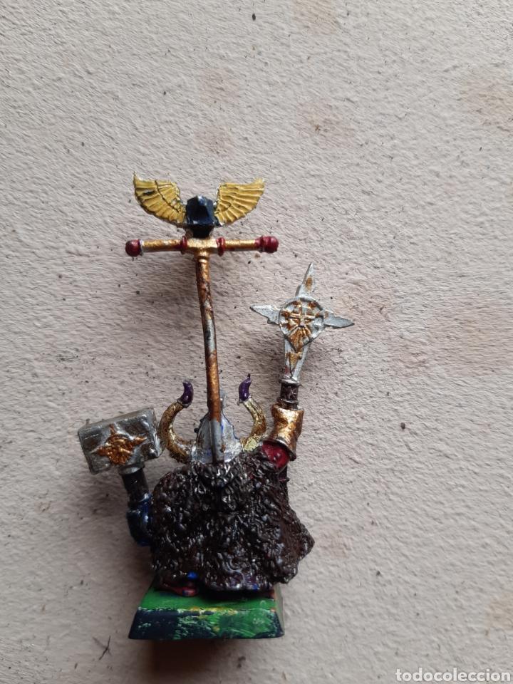 Juegos Antiguos: Kragg el gruñon, señor de las runas enanos warhammer oldhammer - Foto 2 - 207078862
