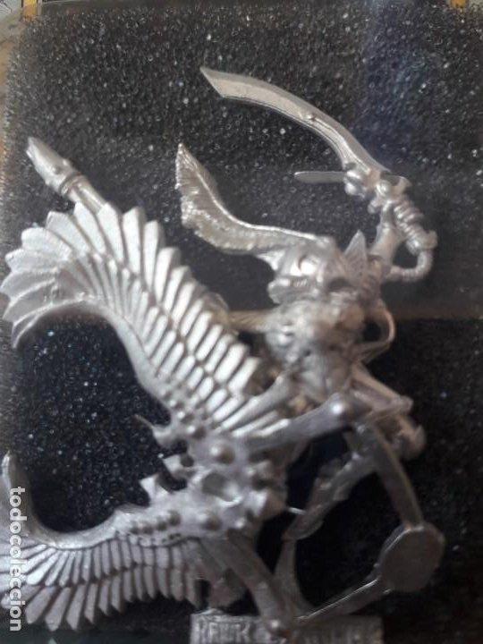Juegos Antiguos: Baharroth, Muerte en el Viento - Warhammer 40k - Foto 2 - 209571137