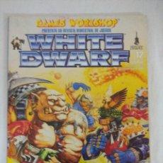 Juegos Antiguos: REVISTA WARHAMMER/WHITE DWARF-GAMES WORKSHOP Nº12.. Lote 210216673