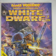 Juegos Antiguos: REVISTA WARHAMMER/WHITE DWARF-GAMES WORKSHOP Nº7.. Lote 210217248
